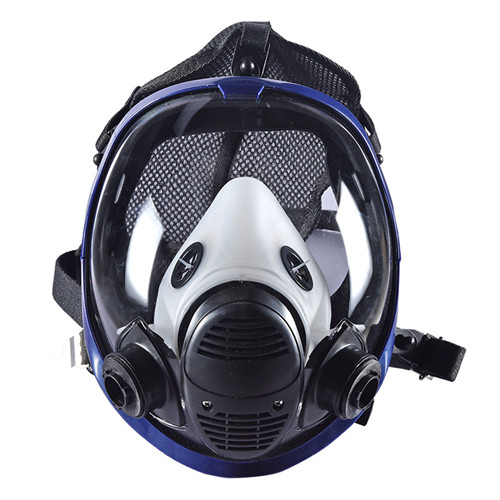 Protective military chemical facial mask of antigas masks
